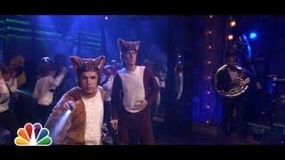 Ylvis Performs What Does The Fox Say Song On Jimmy Fallon