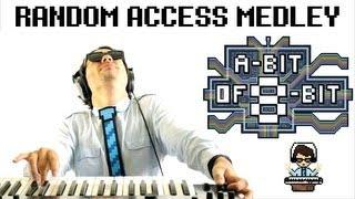 Daft Punk's Random Access Memories Songs In 8 Bit Cover By Joe Jeremiah