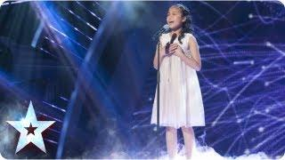 Arisxandra Libantino Impresses Britain's Got Talent Judges With I Have Nothing Performance