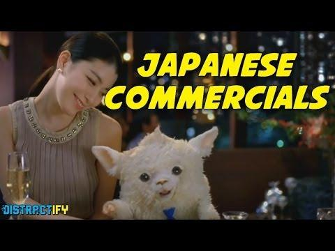 Ultimate Compilation Of Weird And Funny Japanese Ads