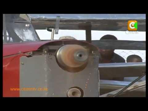 Kenyan Man's Dream To Build An Airplane
