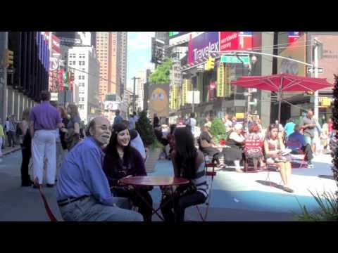 Pranks - Farting Prank In Times Square