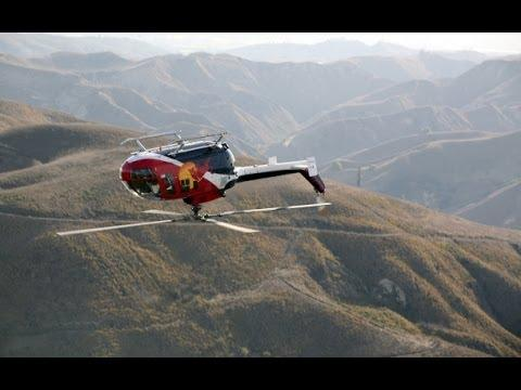 Epic Helicopter Stunts By Chuck Aaron