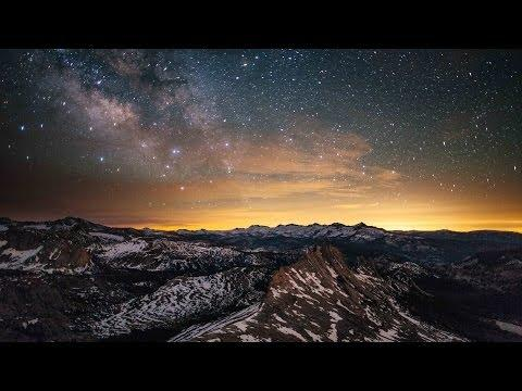 Amazing Timelapse Of Yosemite