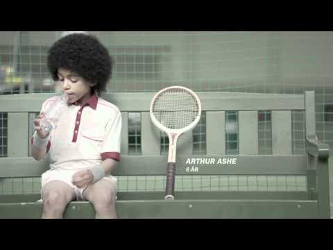 Cute - Tennis Stars As Kids
