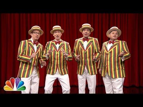 Barbershop Quartet Style Cover Of R Kelly's Ignition Song By The Ragtime Gals