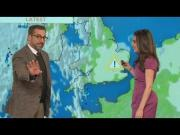 Steve Carell Hijacks The Weather Report