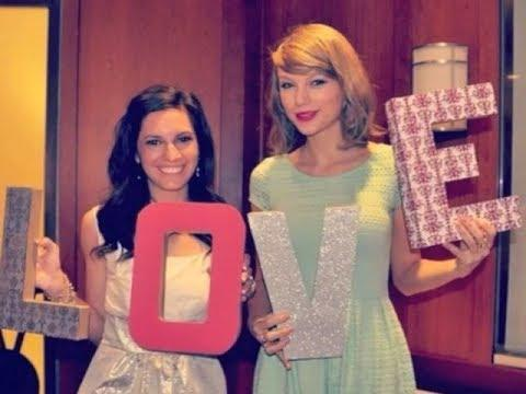 Taylor Swift Surprises Her Fan At Her Wedding Shower