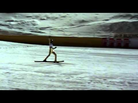 Johan Remen Evensen's Amazing 246m Ski Jump World Record - Different Point Of View