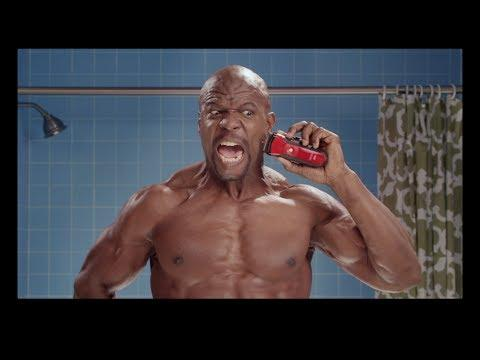 Funny Old Spice Ad Starring Terry Crews