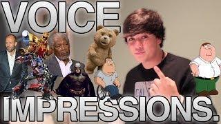 Jake Foushee's Funny Impressions