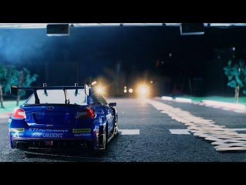Epic Race Between RC Subaru WRX STI And Stickbomb