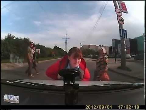 FAIL - Russian Women's Insurance Fraud Attempt FAIL