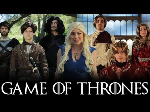 Game Of Thrones Music Medley Parody