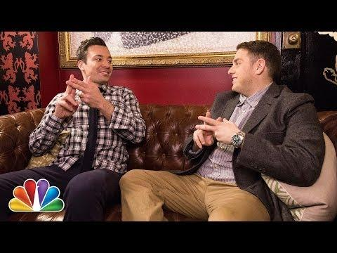 Jimmy Fallon And Jonah Hill Talk Using Hashtags
