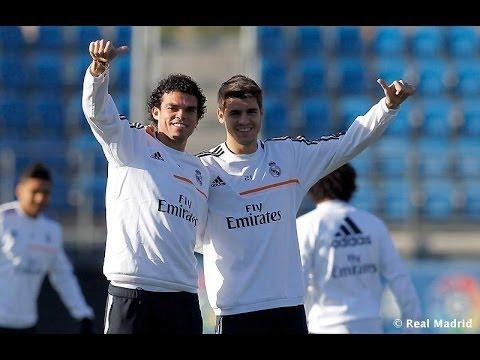 Funny Moments Of Real Madrid - Part 4