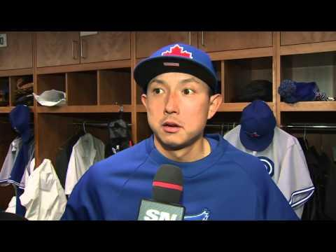 Funny Interview With Munenori Kawasaki