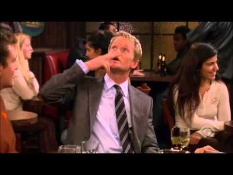 Funny Moments Of Barney From How I Met Your Mother