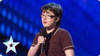 Comedian Jack Carroll Impresses Britain's Got Talent Judges