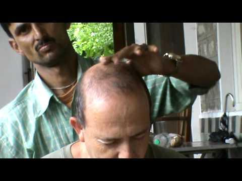 Crazy - Indian Gives A Head Massage
