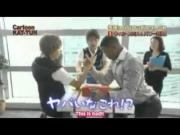 Will Smith On Japanese Reality TV Show