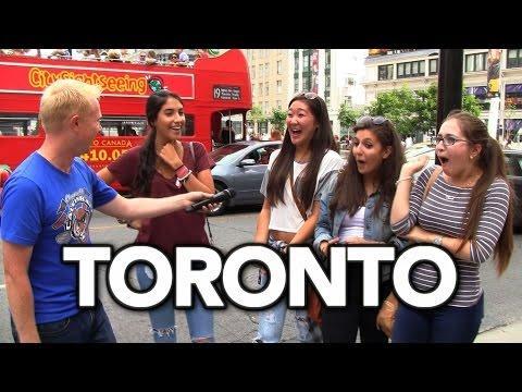Joe Visits Toronto And Niagara Falls In Canada