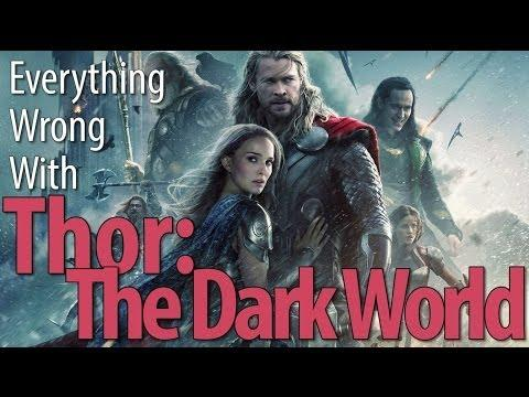 Movie Mistakes From Thor - The Dark World