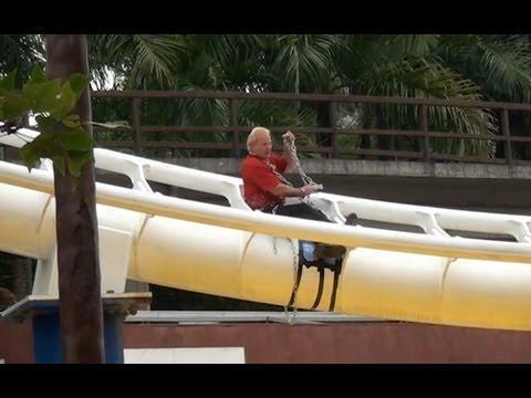 Crazy - Dean Gunnarson Vs Bullet Roller Coaster