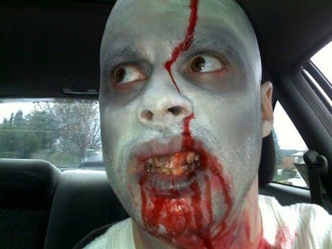 Pranks - Zombie At The Drive-Thru Scare Prank