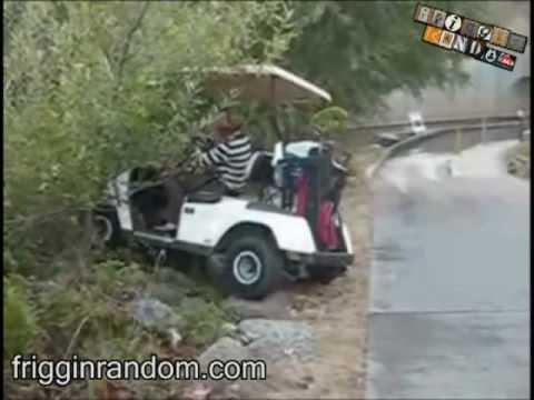 Golf - Please don't let her drive a car