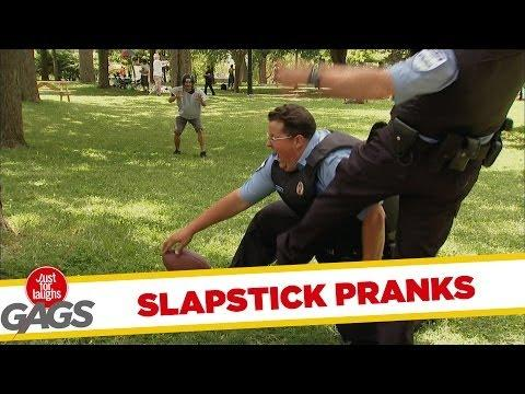 Ultimate Just For Laughs Pranks - Slapstick Edition