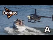 Funny Guy On A Helicopter Crash The Superbowl Doritos Ad