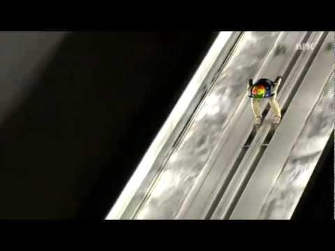 Johan Remen Evensen's Amazing 246m Ski Jump World Record