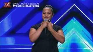 Ashley Tonga Impresses The X Factor Judges