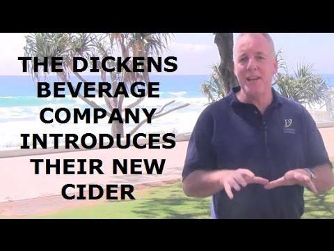 Try Your Very Own Dickens Cider - Ad Spoof