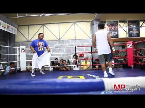 Funny Moments Of Manny Pacquiao