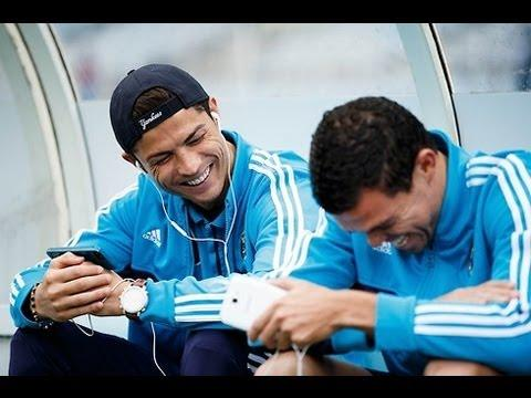 Funny Moments Of Real Madrid - Part 2