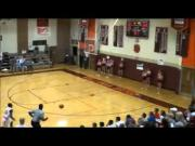 Insane Behind The Back Buzzer Beater Basketball Shot