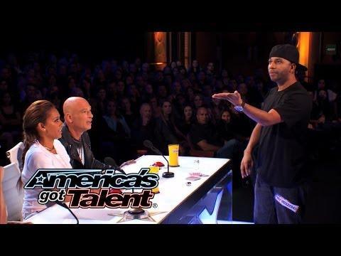 Smooth Magician Impresses America's Got Talent Judges