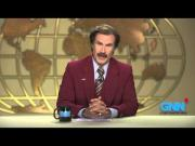 Will Ferrell As Ron Burgundy Tells Mexicans To Buckle Up