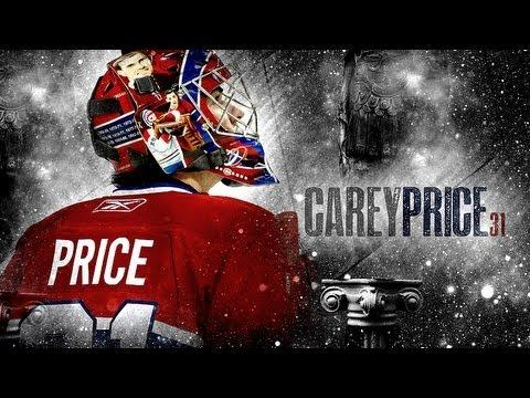 Greatest Hockey Plays By Carey Price