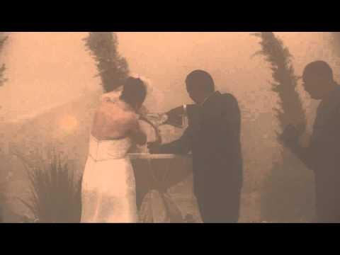 Crazy - Wedding Ruined By Dust Storm