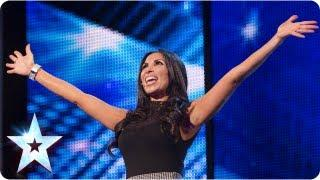 Celebrities Impressionist Impresses Britain's Got Talent Judges