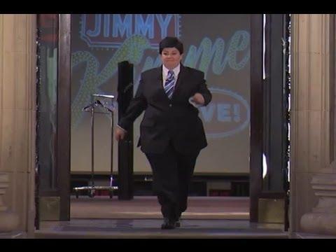 Jimmy Kimmel - Jimmy Kimmel's Identity Stolen By Melissa McCarthy