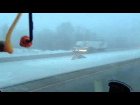 FAIL - Stupid Driver On The Highway
