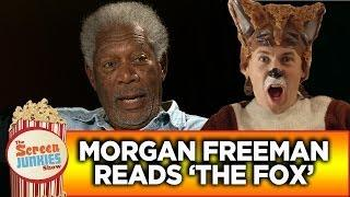 Ylvis' Fox Song Read By Morgan Freeman