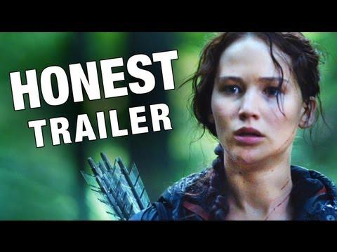Parodies - Honest Hunger Games Movie Trailer