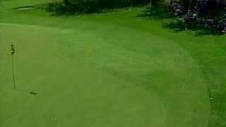 Unbelievable Golf Shot