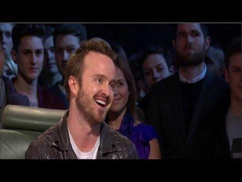 Breaking Bad Aaron Paul's Interview On Top Gear