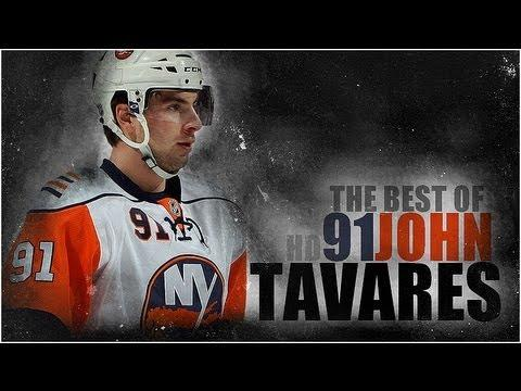 Greatest Hockey Plays By John Tavares